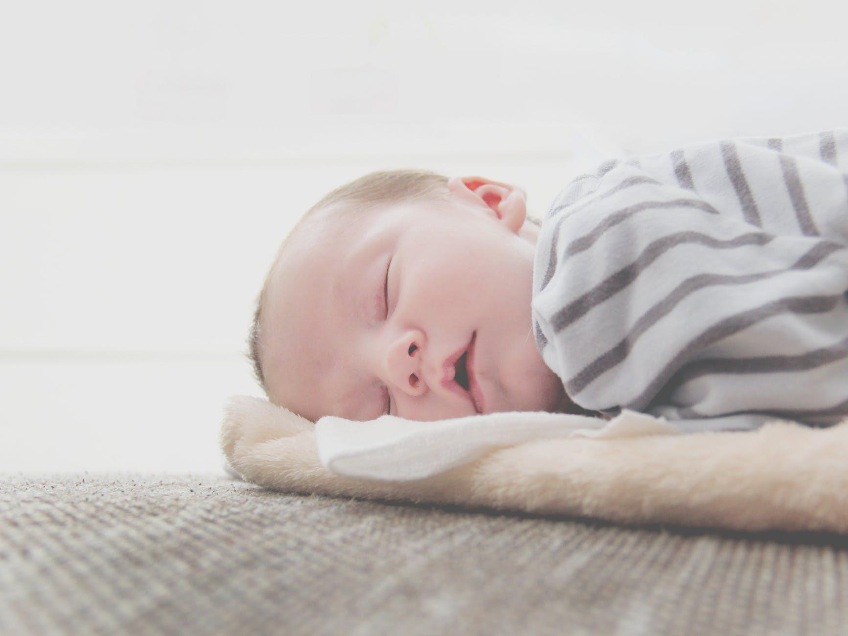 Pleny Bambo Nature stojí za spokojeným spánkem miminek.